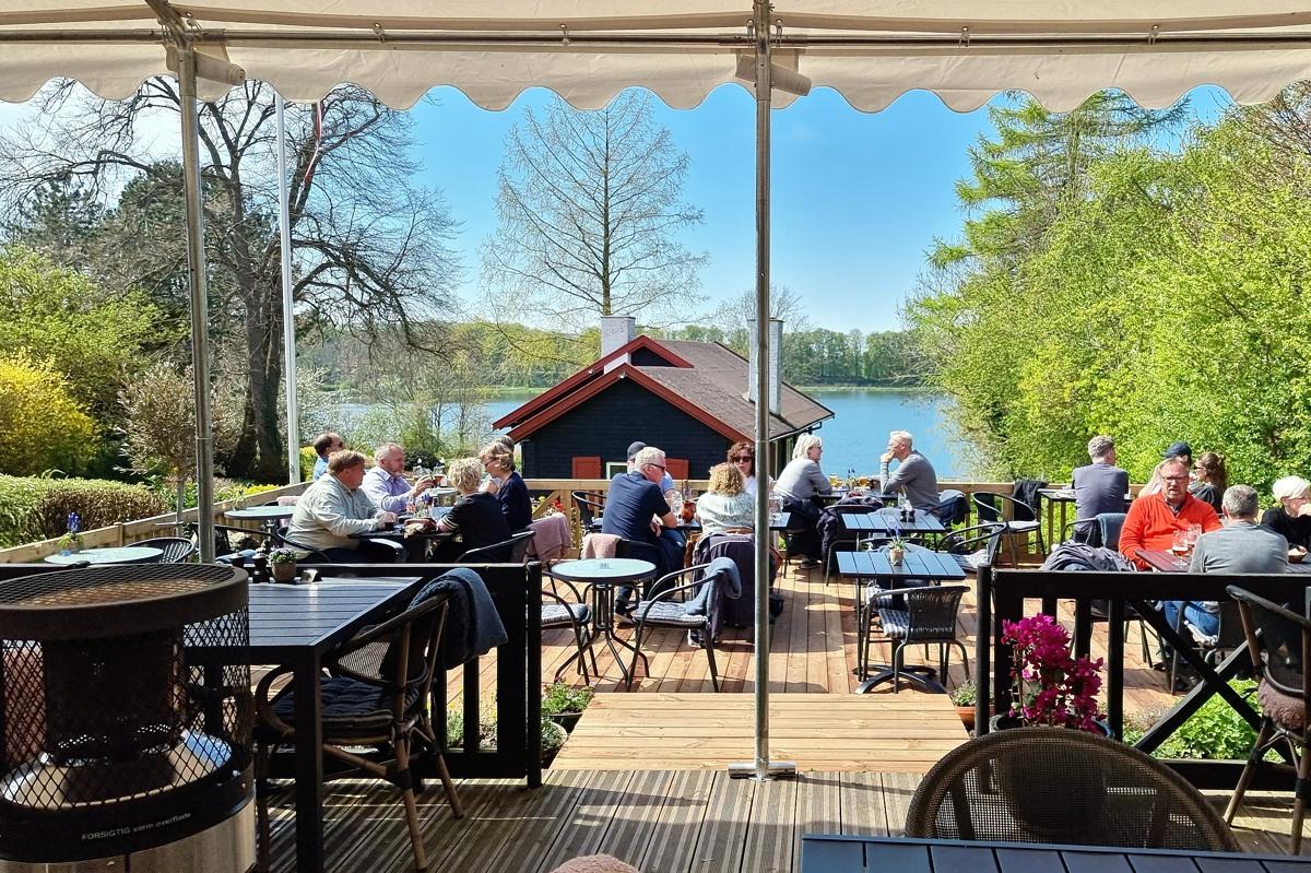 Restauranten er lukket 28. – 30. maj